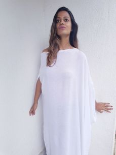 Salt asymmetric dress