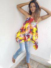 Flowy top in Holi